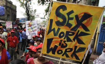 Transgender sex workers in India