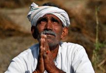 Indian farmer